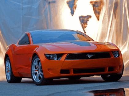 2006 Ford Mustang Giugiaro concept 1
