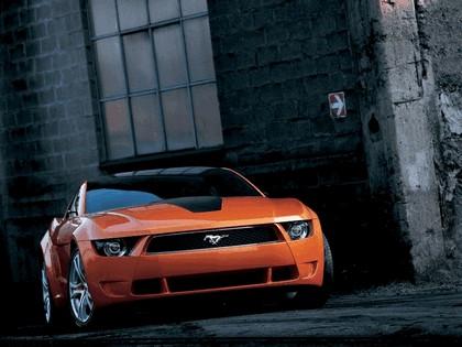 2006 Ford Mustang Giugiaro concept 2
