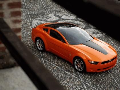 2006 Ford Mustang Giugiaro concept 9