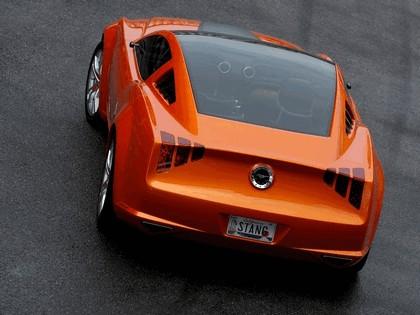 2006 Ford Mustang Giugiaro concept 11