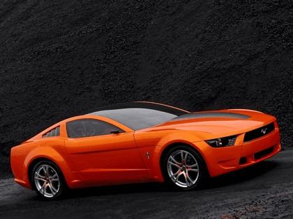 2006 Ford Mustang Giugiaro concept 12