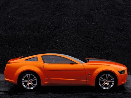 2006 Ford Mustang Giugiaro concept 13