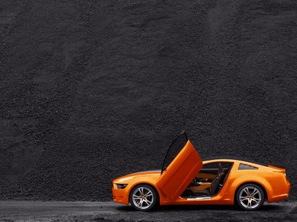 2006 Ford Mustang Giugiaro concept 14