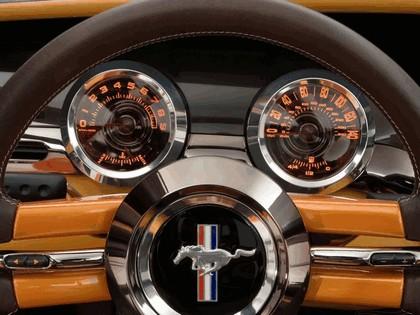 2006 Ford Mustang Giugiaro concept 18