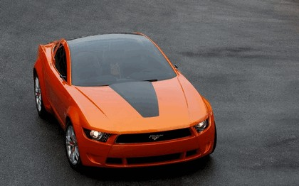 2006 Ford Mustang Giugiaro concept 22