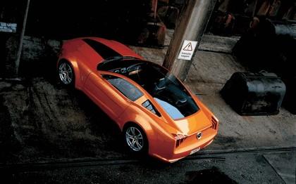 2006 Ford Mustang Giugiaro concept 27