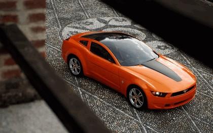 2006 Ford Mustang Giugiaro concept 28