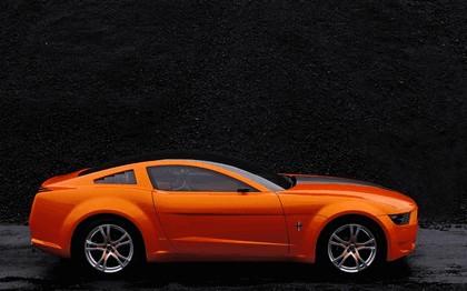 2006 Ford Mustang Giugiaro concept 32