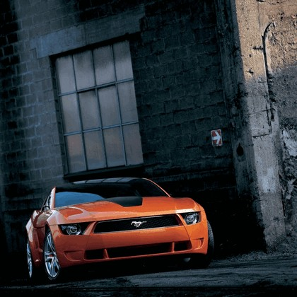 2006 Ford Mustang Giugiaro concept 34