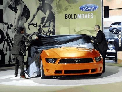 2006 Ford Mustang Giugiaro concept 45