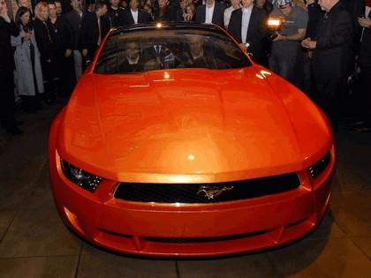 2006 Ford Mustang Giugiaro concept 46
