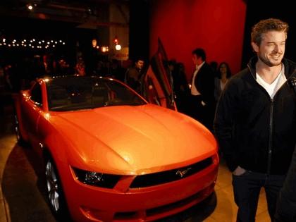 2006 Ford Mustang Giugiaro concept 48