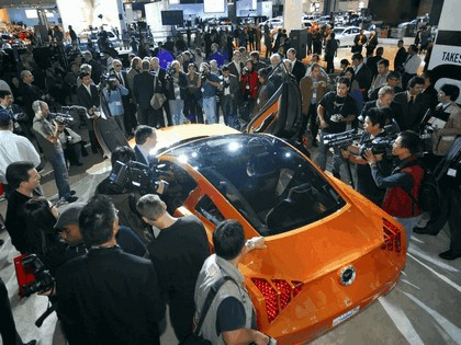 2006 Ford Mustang Giugiaro concept 49