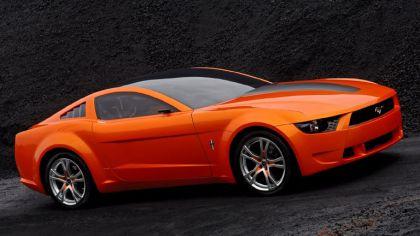 2006 Ford Mustang Giugiaro concept 6
