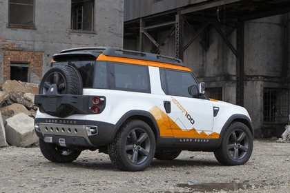 2012 Land Rover DC100 Expedition concept 2