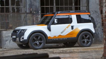 2012 Land Rover DC100 Expedition concept 6