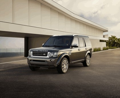 2012 Land Rover Discovery 4 HSE Luxury Limited Edition 1