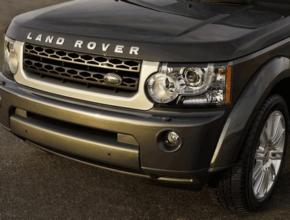 2012 Land Rover Discovery 4 HSE Luxury Limited Edition 3