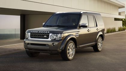 2012 Land Rover Discovery 4 HSE Luxury Limited Edition 4