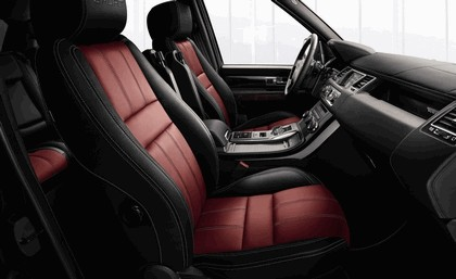 2012 Land Rover Range Rover Sport Limited Edition 8