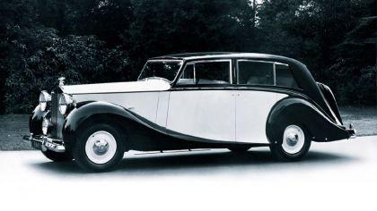 1946 Rolls-Royce Silver Wraith 8