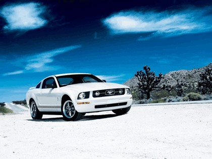 2006 Ford Mustang V6 pony package 2