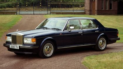 1993 Rolls-Royce Silver Spirit III 5