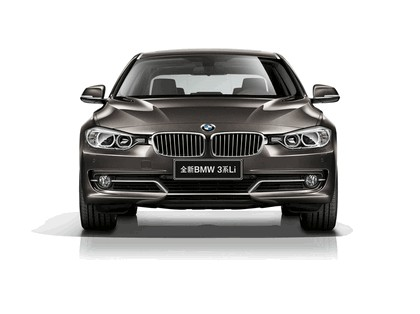 2012 BMW 335Li ( E90 ) 4