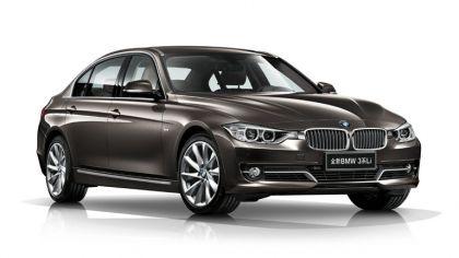 2012 BMW 335Li ( E90 ) 8