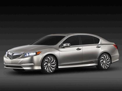 2012 Acura RLX concept 1