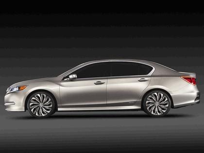 2012 Acura RLX concept 2