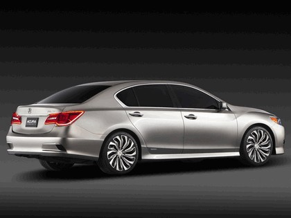 2012 Acura RLX concept 3