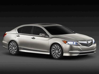 2012 Acura RLX concept 4