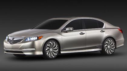 2012 Acura RLX concept 7