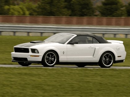 2006 Ford Project Mustang GT convertible 5