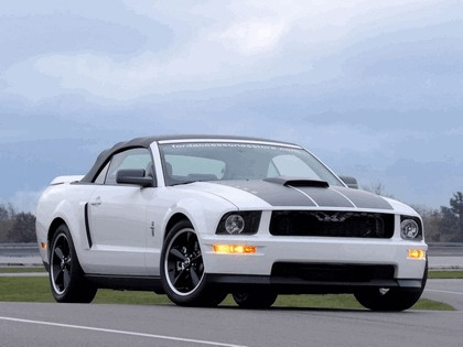 2006 Ford Project Mustang GT convertible 9