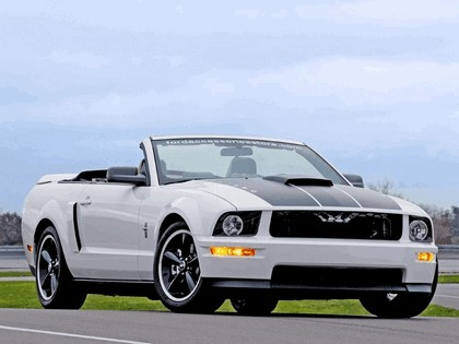2006 Ford Project Mustang GT convertible 10