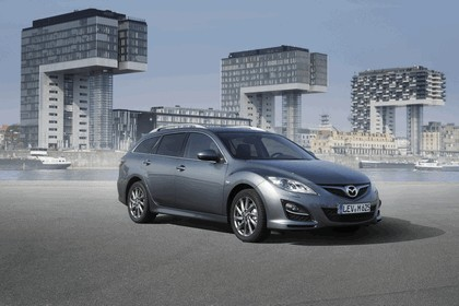 2012 Mazda 6 wagon Edition 40 6