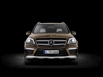 2012 Mercedes-Benz GL350 ( X166 ) BlueTec 2