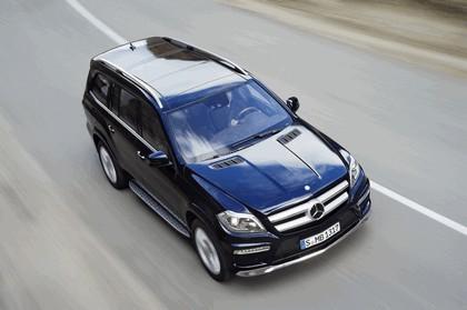 2012 Mercedes-Benz GL350 ( X166 ) BlueTec 8