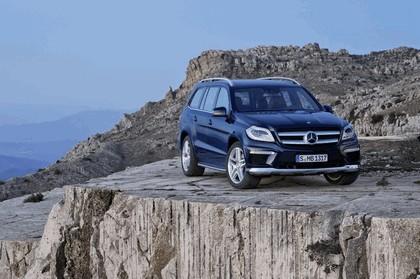 2012 Mercedes-Benz GL350 ( X166 ) BlueTec 11