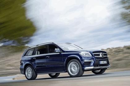 2012 Mercedes-Benz GL350 ( X166 ) BlueTec 14