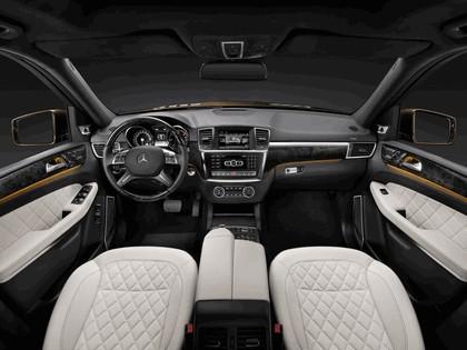 2012 Mercedes-Benz GL350 ( X166 ) BlueTec 21