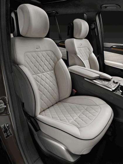 2012 Mercedes-Benz GL350 ( X166 ) BlueTec 25