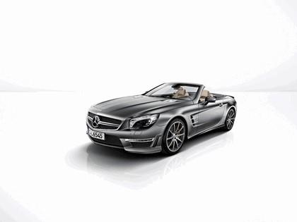 2012 Mercedes-Benz SL65 AMG 45th anniversary 1