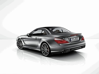 2012 Mercedes-Benz SL65 AMG 45th anniversary 3