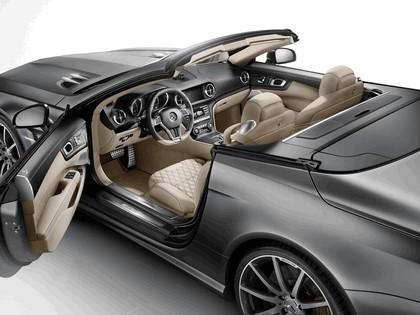 2012 Mercedes-Benz SL65 AMG 45th anniversary 4