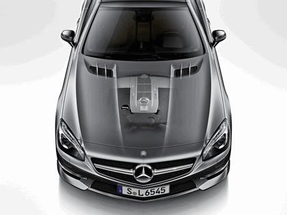 2012 Mercedes-Benz SL65 AMG 45th anniversary 7