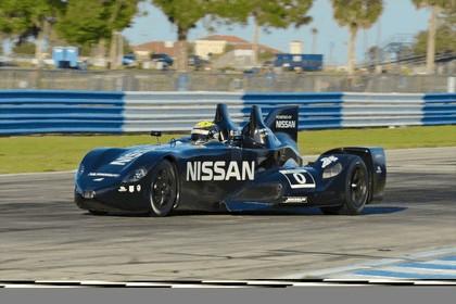 2012 Nissan Deltawing - on track test - Sebring 33