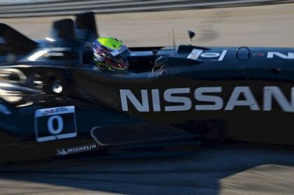 2012 Nissan Deltawing - on track test - Sebring 40